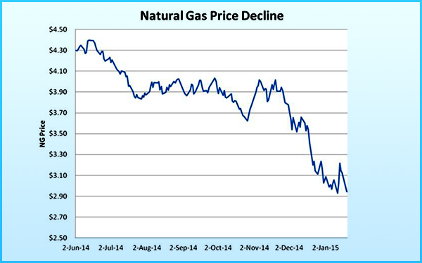 Gas Price: Future Gas Price